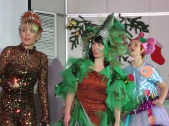 8green costume