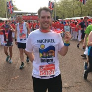 London Marathon 2018 fundraiser report